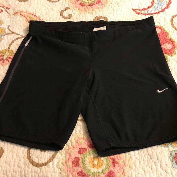 Nike Dri Fit Biker Shorts